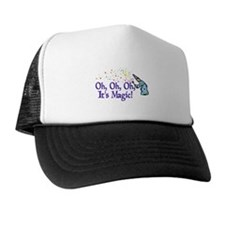 It's Magic Trucker Hat