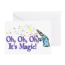 It's Magic Greeting Card