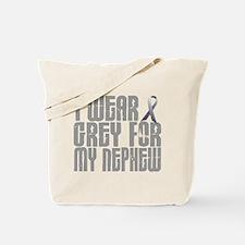 I Wear Grey For My Nephew 16 Tote Bag