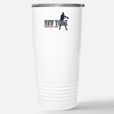 New York Football Travel Mug