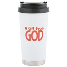 Gift From God Travel Mug