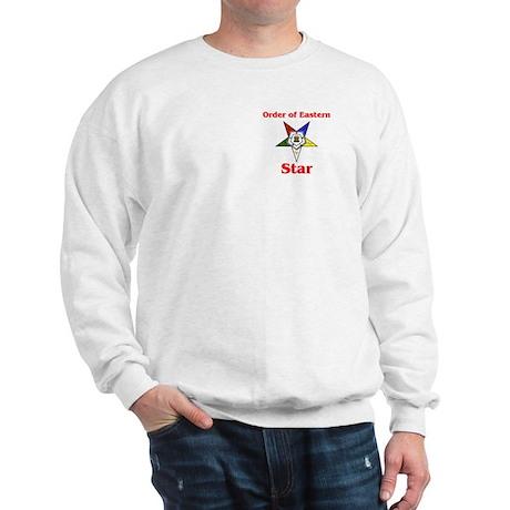 Eastern Star Crest Sweatshirt