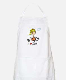 Basketball Play to Win BBQ Apron