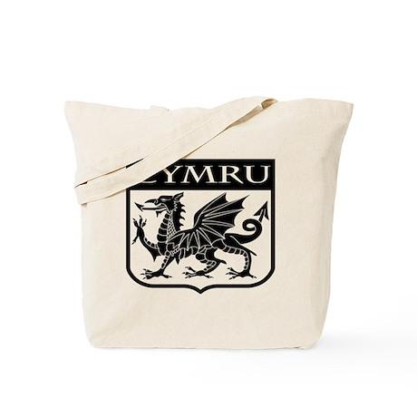 CYMRU Wales Tote Bag