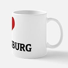I Love Johannesburg Mug