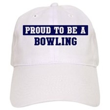 Proud to be Bowling Baseball Cap