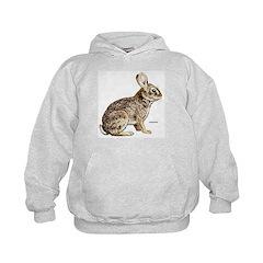 Cottontail Rabbit Hoodie