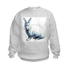 Artic Hare (Front) Sweatshirt