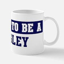 Proud to be Bosley Mug