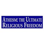 Atheism: Ultimate Religious Freedom