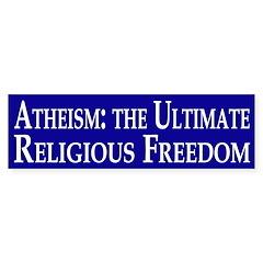 Atheism: Ultimate Religious Freedom