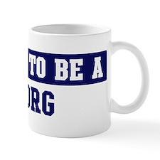 Proud to be Borg Mug