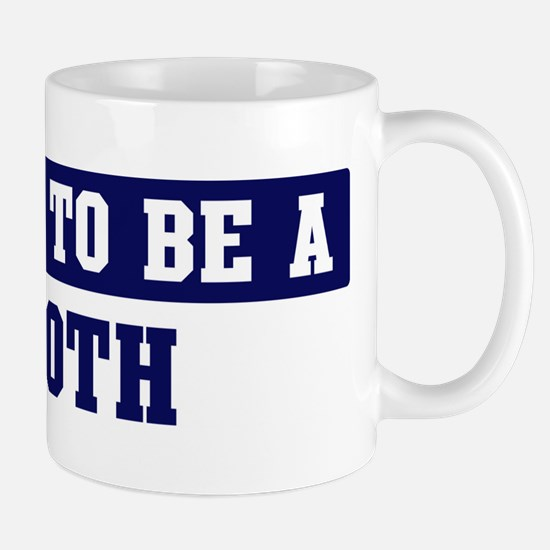 Proud to be Booth Mug