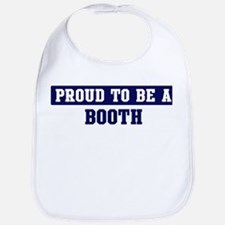 Proud to be Booth Bib