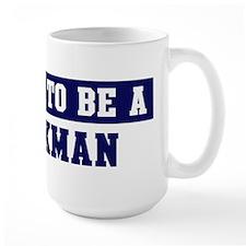 Proud to be Bookman Mug