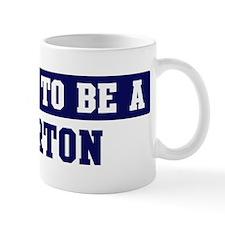 Proud to be Barton Mug