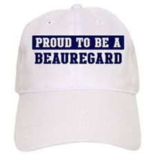 Proud to be Beauregard Baseball Cap
