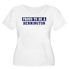Proud to be Bennington T-Shirt