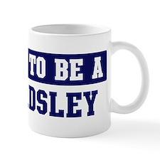 Proud to be Beardsley Small Mug