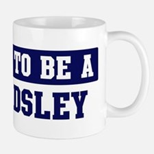 Proud to be Beardsley Small Small Mug