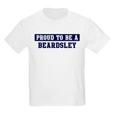 Proud to be Beardsley T-Shirt