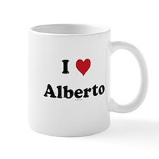 I love Alberto Mug