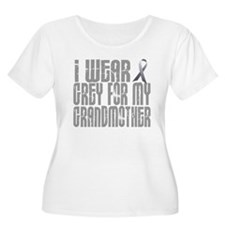I Wear Grey For My Grandmother 16 T-Shirt