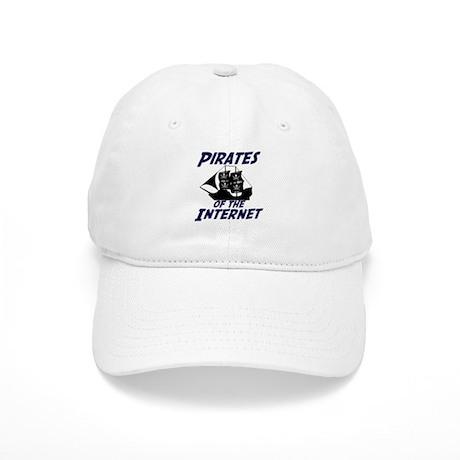 Pirates of the Internet Cap