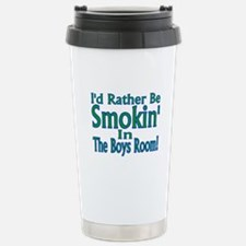 Smokin' Travel Mug
