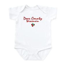 Door County Infant Bodysuit