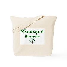 Minocqua Tote Bag