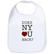 """""""DOES NY LOVE U BACK?"""" Bib"""
