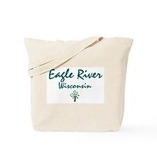 Eagle River Tote Bag