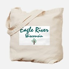 Eagle River Tote Bag