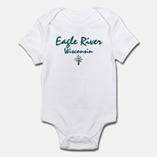 Eagle River Infant Bodysuit