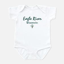 Eagle River Infant Bodysuit