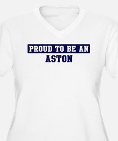 Proud to be Aston T-Shirt