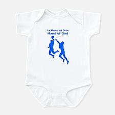 Hand of God Infant Bodysuit