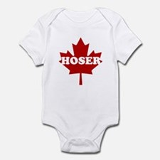 Canuck Hoser Infant Bodysuit