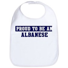 Proud to be Albanese Bib
