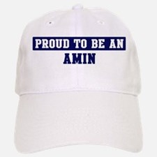 Proud to be Amin Baseball Baseball Cap