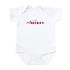 Saluki Fanatic Infant Bodysuit