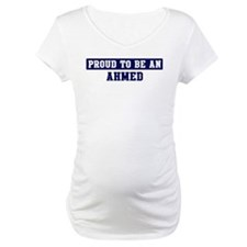 Proud to be Ahmed Shirt