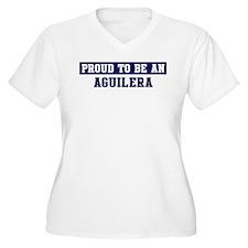 Proud to be Aguilera T-Shirt