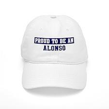 Proud to be Alonso Baseball Cap
