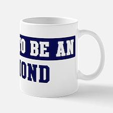 Proud to be Almond Mug