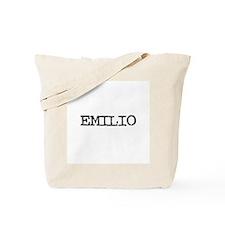 Emilio Tote Bag