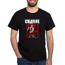 Soviet CHANGE anti Obama T-Shirt