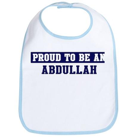 Proud to be Abdullah Bib