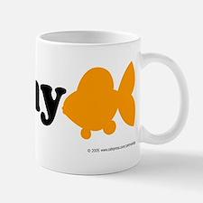 I love my goldfish Mug